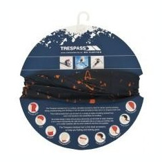 Bandana Trespass Morro Navy Blue - Imbracaminte outdoor