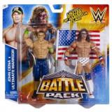 Ultimate Warrior & John Cena - Battle Packs 31 - Figurina Povesti