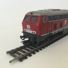 Locomotiva Roco BR 215 - Macheta Feroviara, 1:87, HO, Locomotive
