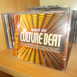 Culture Beat - Best Of - Muzica Dance sony music, CD