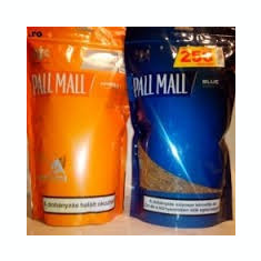 Pall mall 110gr albastru/amber