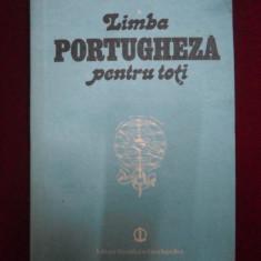 Dan Caragea - Limba portugheza pentru toti - 579314 - Ghid de conversatie