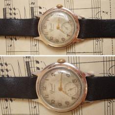 Ceas de mana - Ceas rusesc de colectie START cal. ZIM 2602, cadran patinat, functional
