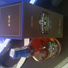 Chivas Regal 18 ani Gold Signature ORIGINAL sigilat - Whisky