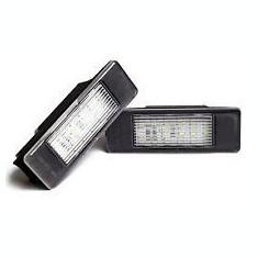 Lampi numar led PEUGEOT 106, 207, 307, 1007 - Led auto