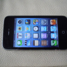 iPhone 3Gs Apple, Negru, 8GB, Orange