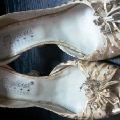 Sandale dama Benvenuti MAS 38, Culoare: Bleu, Piele intoarsa