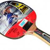 DONIC Paleta tenis de masa Attack Waldner 600 include DVD - Paleta ping pong