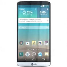 Telefon mobil LG G3 Dualsim 32gb Lte 4g Alb