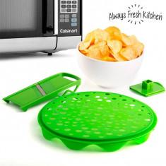 Kit pentru Gătit Cartofi Prăjiţi Crispy Crisp+