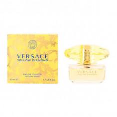 Versace - YELLOW DIAMOND edt vaporizador 50 ml - Parfum femeie Versace, Apa de toaleta