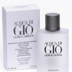 Acqua Di Gio Armani 100 ml Original Varianta Tester - Parfum barbati