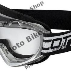 MBS Ochelari cross/enduro Scott Voltage X- argintii, Cod Produs: 204000-0012104 - Ochelari moto