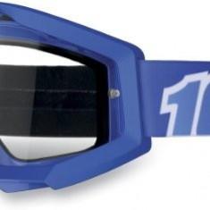 MXE Ochelari cross/enduro 100% Blue Lagoon lentila clara Cod Produs: 26011512PE - Ochelari moto