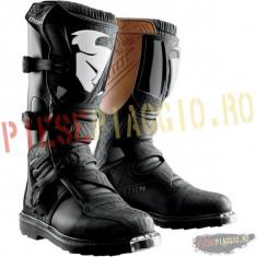 Cizme motocross Thor S4 Blitz, culoare negre PP Cod Produs: 3410104