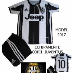 ECHIPAMENTE FOTBAL JUVENTUS 2017-POGBA, COPII 4/15 ANI, LIVRARE GRATUITA - Set echipament fotbal Adidas, Marime: XXXL, XXL, XL, L, M, S