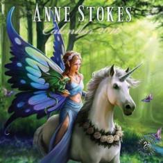 Calendar 2016 Anne Stokes