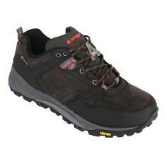 Pantofi barbatesti Hi-Tec Spike Nijmegen Low (HTC-20021-BRO) - Pantofi barbati Hi-Tec, Marime: 42, 43, 44, 45, Culoare: Maro