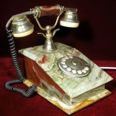 VECHI TELEFON CU DISC, GERMANIA - Metal/Fonta