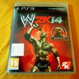 Joc WWE 2k14, PS3, original, alte sute de jocuri!