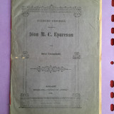 Scrisoare deschisa Barlad 1888 - Pasaport/Document