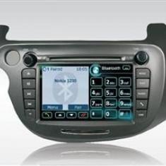 Unitate auto Udrive multimedia navigatie (DVD, CD player, TV, soft GPS) dedicata pentru Honda Jazz - UAU17599 - Navigatie auto