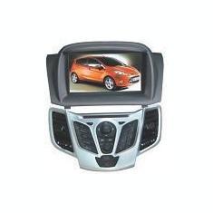 Unitate auto Udrive multimedia navigatie (DVD, CD player, TV, soft GPS) dedicata pentru Ford Fiesta - UAU17566 - Navigatie auto