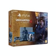 Consola Playstation 4 Ultimate Player Edition Limited Edition Plus Jocul Uncharted 4