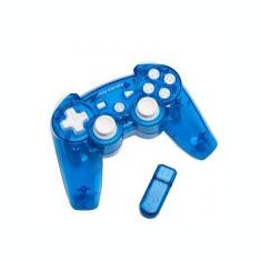 Consola PlayStation - Controller Wireless Pdp Rock Candy Blueberry Ps3