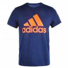 Tricou Barbati, Adidas, Sports Essentials Logo Tee, Bleumarin-XL - OLN-ONL9-S23017 XL