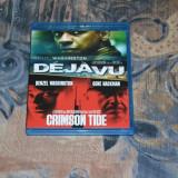 Film - Deja Vu / Crimson Tide [2 filme Blu-Ray], import UK - Film actiune disney pictures, Engleza