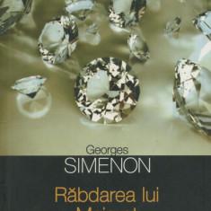 Georges Simenon - Rabdarea lui Maigret - 601212 - Carte de aventura