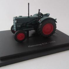 Macheta tractor Hanomag R28 1953 scara 1:43 - Macheta auto