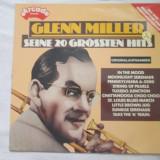 Glenn Miller – Seine 20 Grössten Hits _ vinyl,LP,Germania   jazz