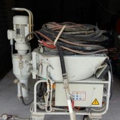 Vand masina de tencuit