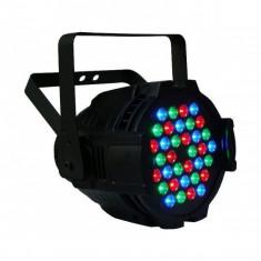 Proiector scaner joc lumini PAR 36 LED RGB 0, 5W - Lumini club