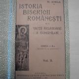 ISTORIA BISERICII ROMANE(vol 2) N.IORGA, 1932