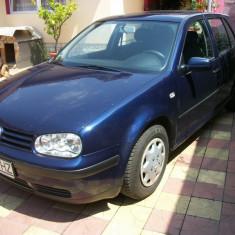 Volkswagen Golf - Autoturism Volkswagen, An Fabricatie: 2002, Benzina, 206000 km, 1395 cmc