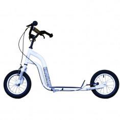 Bicicleta electrice - Trotineta Adulti, Master, Alb, Roti 12 Inch - OLN-ONL3-MAS-S013-WHITE