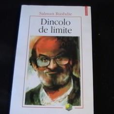 DINCOLO DE LIMITE-SALMAN RUSHDIE-428 PG-