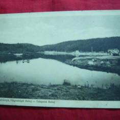 Ilustrata Resita - Resicabanya 1926 - Carte Postala Banat dupa 1918, Circulata, Printata