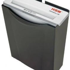 Distrugator documente HSM HSM Shredstar S5 - strips 6mm/ 5 sheets 80 g/ 11 l bin/ DIN 2