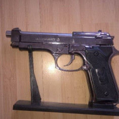Pistol bricheta US 9mm M9-P BERETTA - Bricheta Cu Gaz