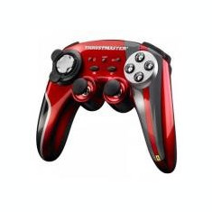 Consola PlayStation - Gamepad Wireless Thrustmaster Ferrari 430 Scuderia Pc Si Ps3