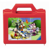 Puzzle Clubul Mickey Mouse 6 Piese Ravensburger