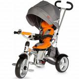Tricicleta Multifunctionala Giro Portocalie - Tricicleta copii Coccolle