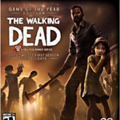 The Walking Dead Game Of The Year Edition Xbox One - Jocuri Xbox One