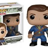 Figurina Pop! Vinyl Fallout Lone Wanderer Male