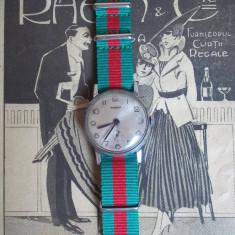 Ceas de mana - Ceas rusesc de colectie POBEDA cal. ZIM 2602, anii 50, functional
