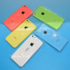 iPhone 5C Apple 8GB GALBEN IN CUTIE NOTA 10/10, Neblocat